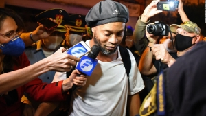 Los detalles del caso de Ronaldinho en Paraguay