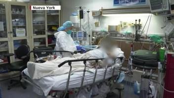 Así es el frente de batalla en una sala de emergencias