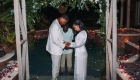 NFL: Jameis Winston se casa en cuarentena