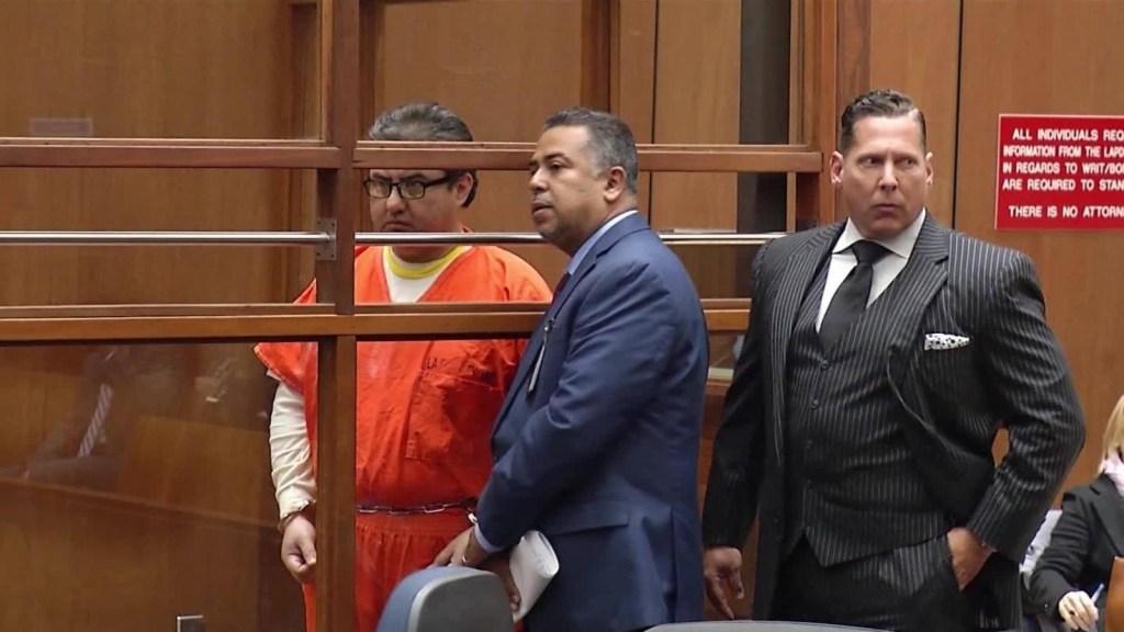 Desestiman caso contra Naasón Joaquín García en California