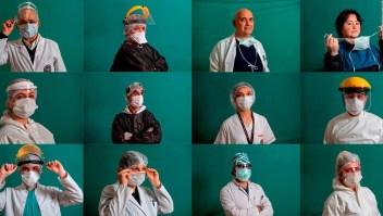 Coronavirus: Médicos Sin Fronteras pide proteger al personal