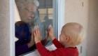 Covid-19: Las visitas de los nietos durante la cuarentena por la pandemia