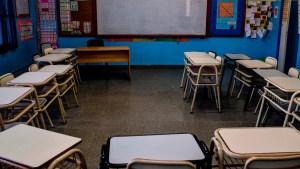 """Ministro Trotta: La fecha de vuelta a las aulas es """"incierta"""""""
