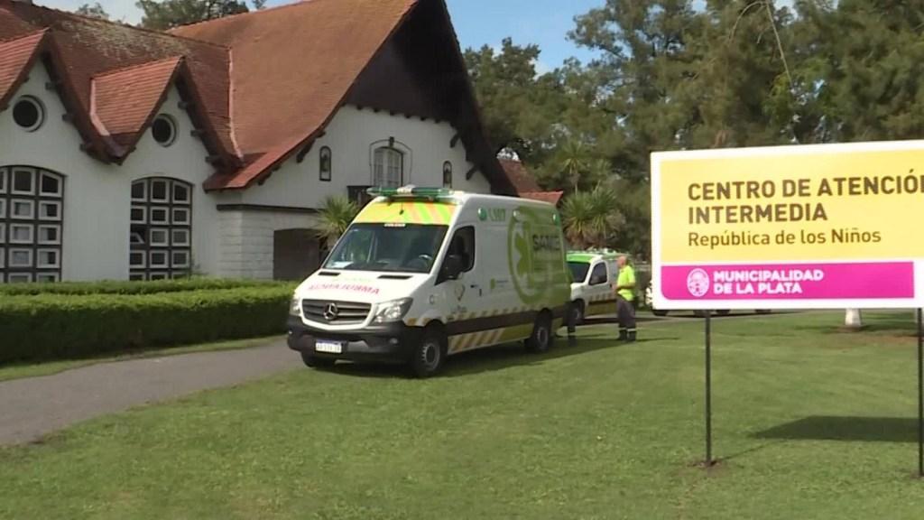 Así preparan ambulancias para pacientes de covid-19