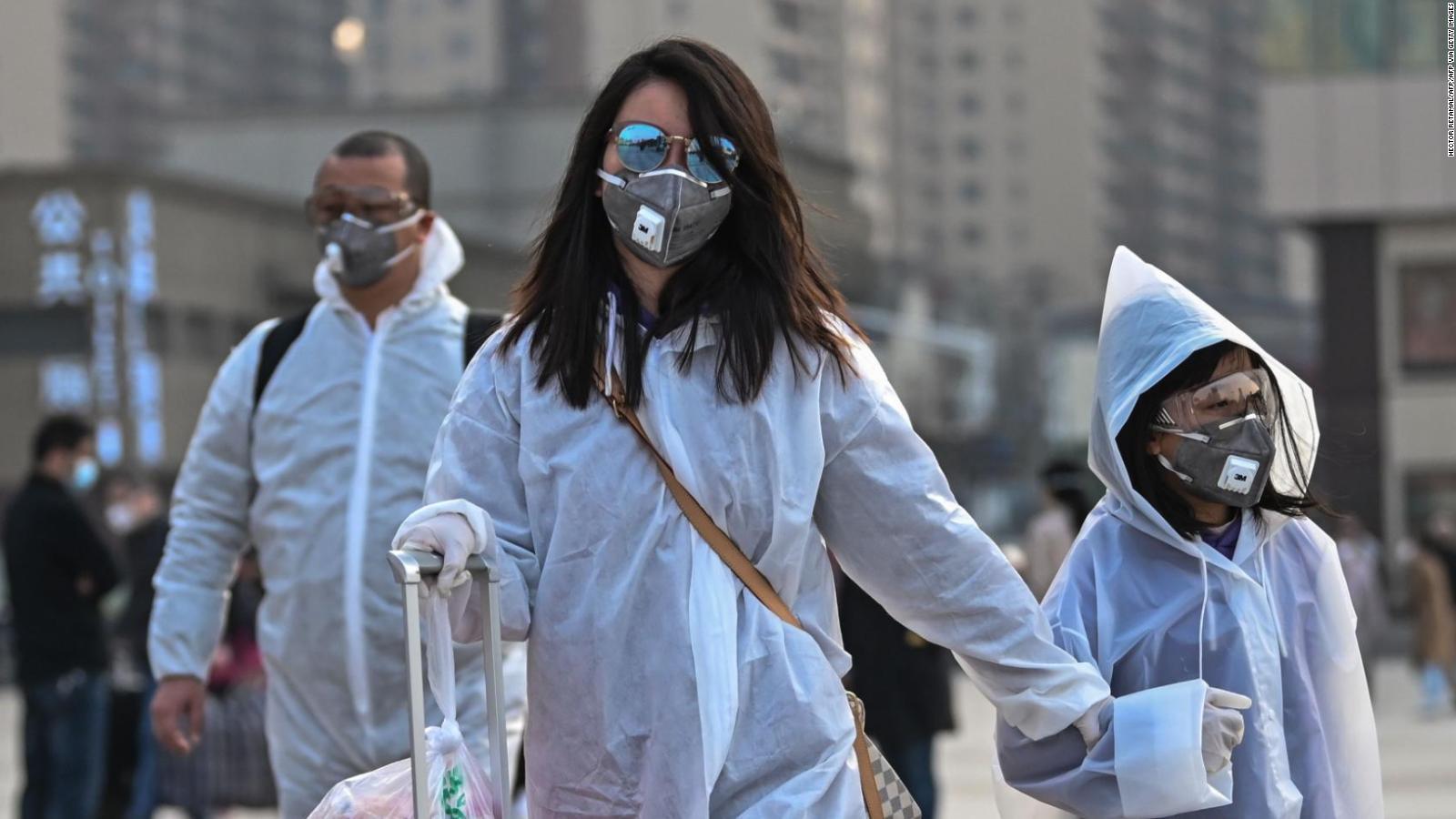 Escucha a los residentes de Wuhan que ya salieron del ...