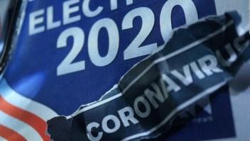 La campaña electoral en EE.UU. se adapta al covid-19