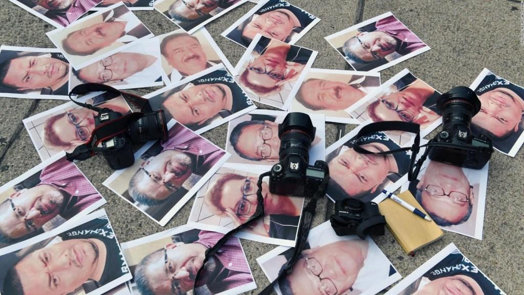 Encuentran en México la cabeza de un periodista desaparecido