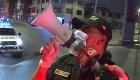 Más de 51.000 detenidos por violar toque de queda en Perú