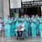 Veterano de guerra de 99 años vence el covid-19 en Brasil
