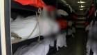 Morgue en Colorado está abrumada por muertos de covid-19