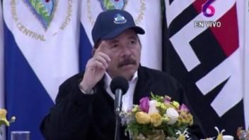 Así reapareció Ortega tras más de un mes de ausencia