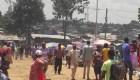 Temor por coronavirus en las barreadas de Nairobi