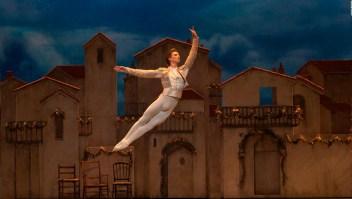 ¿Cómo entrenan los bailarines durante la cuarentena?