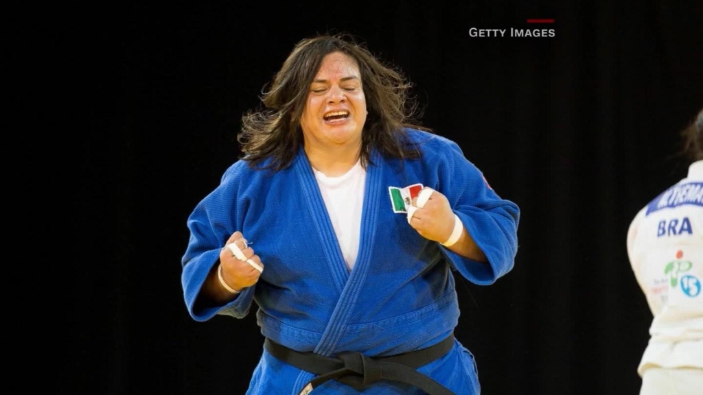 Gloria del judo mexicano, positiva por covid-19