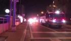 La caravana de luces de agradecimiento en Miami