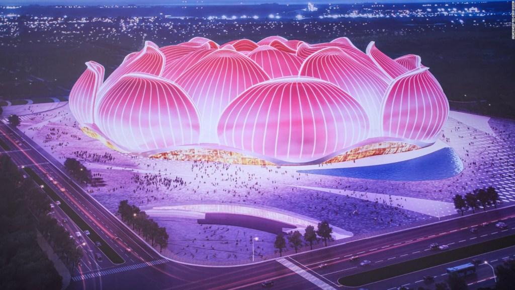 Así será el estadio de fútbol más grande del mundo
