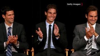 La gran ayuda de Djokovic, Federer y Nadal al tenis