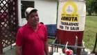 Un pueblo mexicano se protege del coronavirus con filtros de revisión
