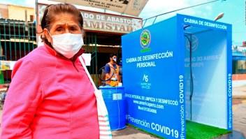 Perú, a la espera del máximo de casos de covid-19