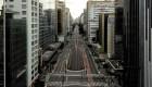 Sao Paulo alista la reapertura económica tras la cuarentena