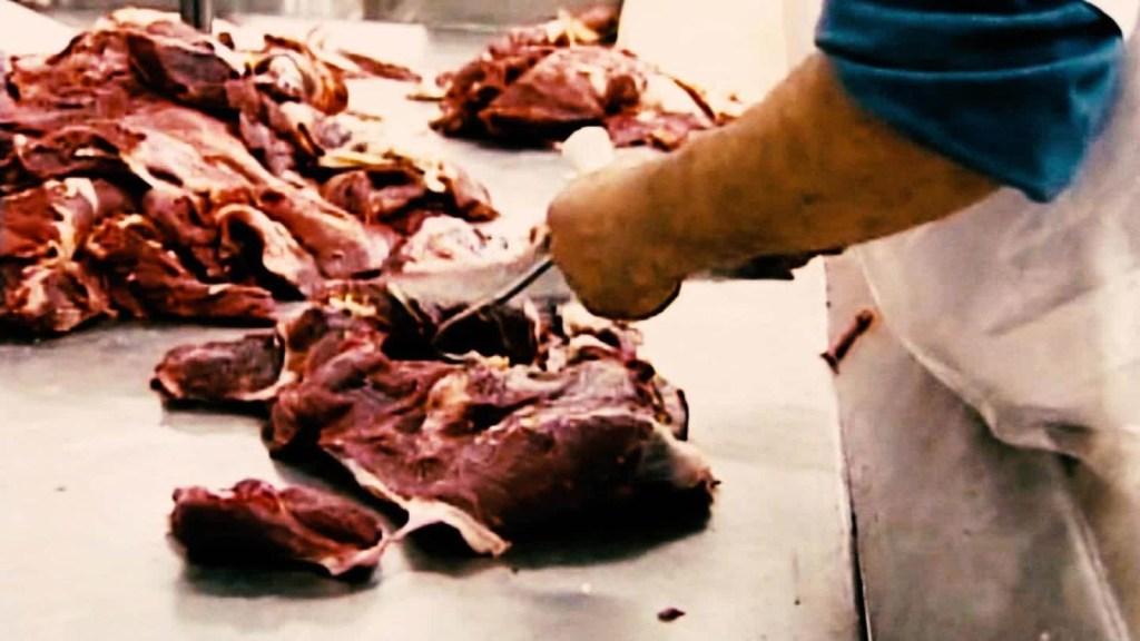 Empleados de plantas de carnes contagiados de covid-19