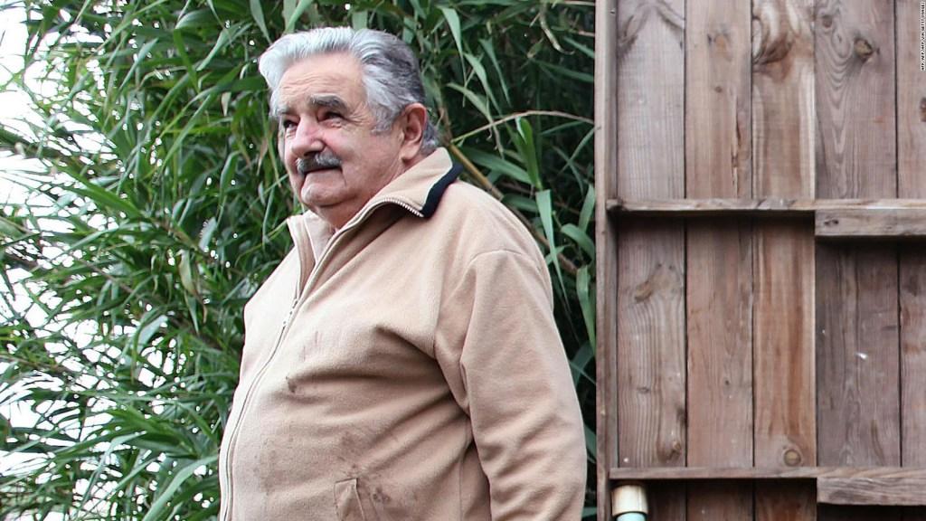 """La cuarentena de José """"Pepe"""" Mujica"""