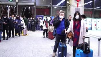 CNN regresa a Wuhan: esto encontró