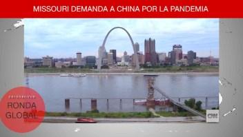Missouri demanda a China por su papel en la pandemia y más