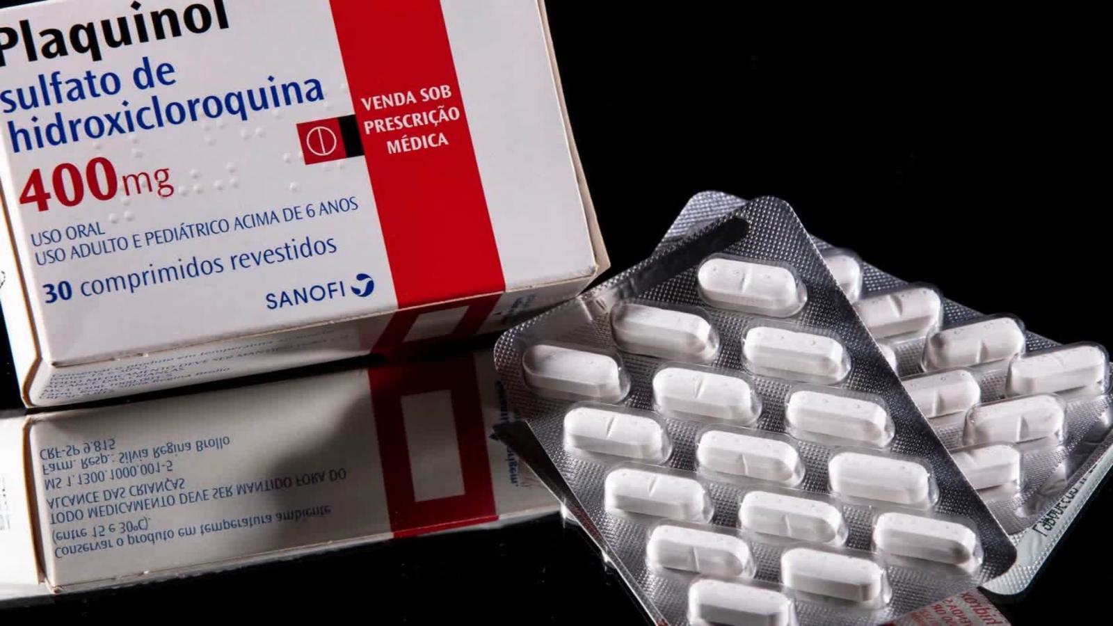 Hidroxicloroquina: sin beneficio para pacientes de covid-19