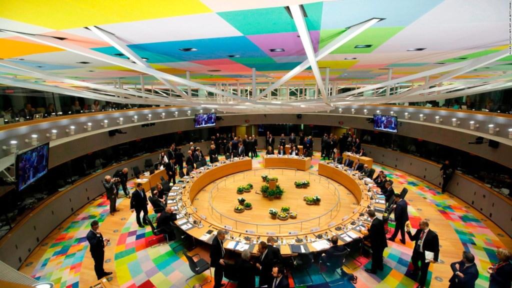 Europa trabaja en un plan de recuperación económica