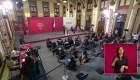 Artículo 19 pide a López Obrador respetar a periodistas