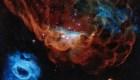 El antes y después del lanzamiento de Hubble