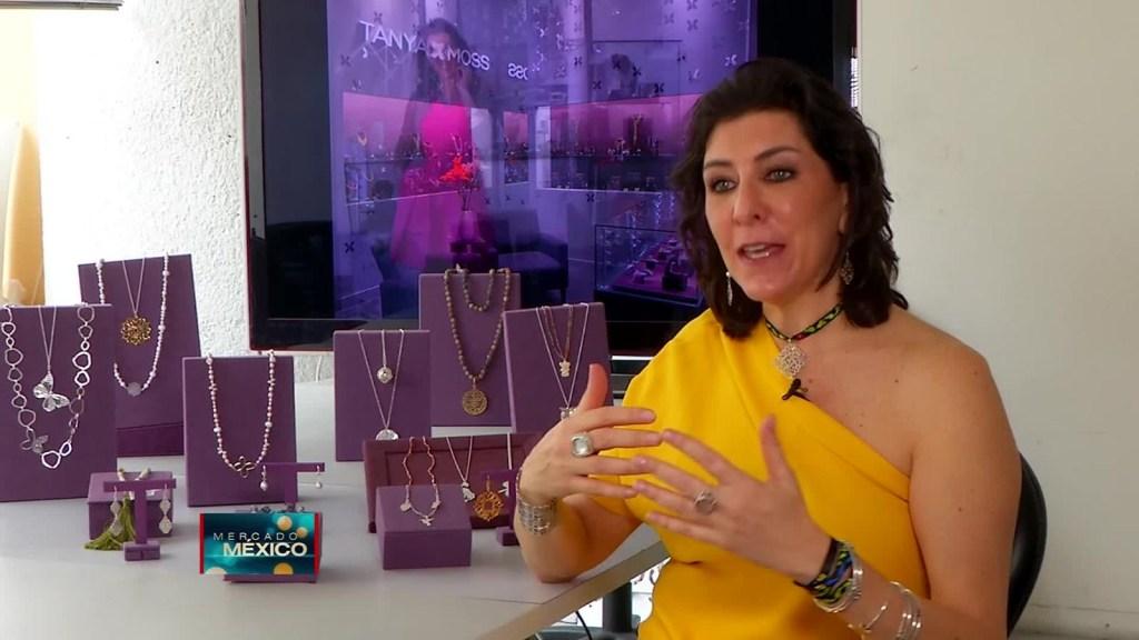 Tanya Moss, joyas inspiradas en tejidos de Oaxaca