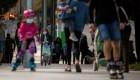 España ahora permite a los niños salir de la casa