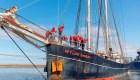 Por el coronavirus debieron navegar de Cuba a Holanda