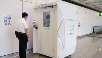 Hong Kong implementa nuevos planes de seguridad aeroportuaria