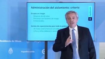 Argentina: polémica por restricciones en las provincias