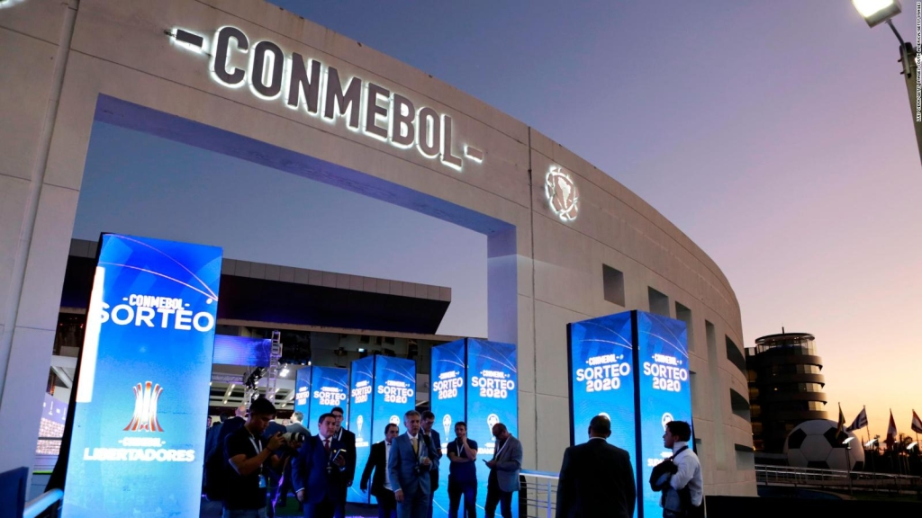 Covid-19: La Conmebol da US$ 14 millones a sus federaciones