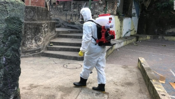 El residente brasileño de favelas que vio venir el coronavirus