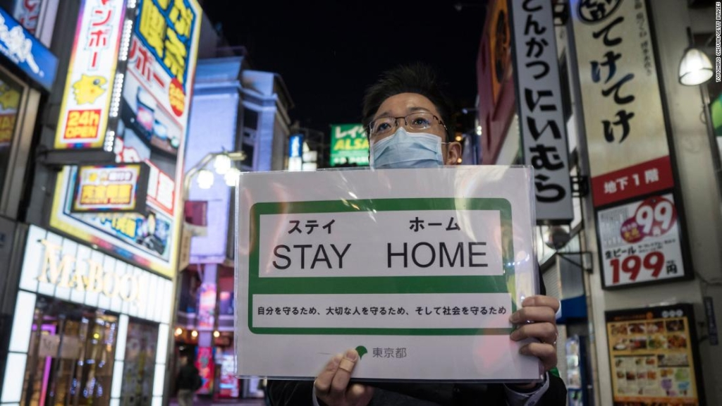 Japón está ofreciendo ayuda financiera a las trabajadoras sexuales. Pero dicen que no es suficiente para sobrevivir a la pandemia de coronavirus