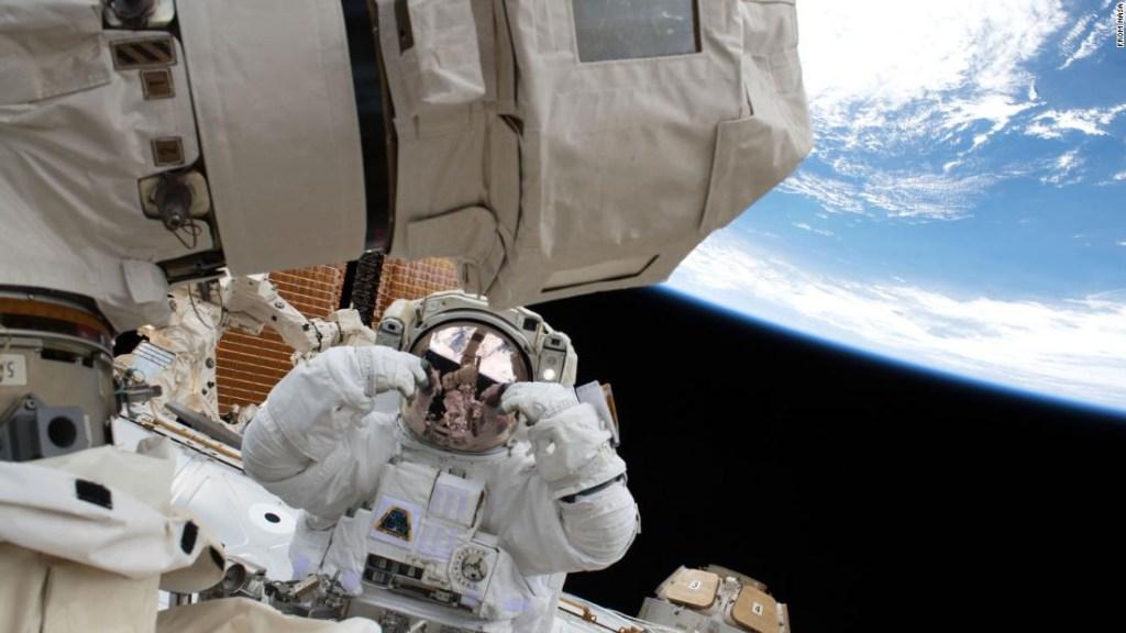 Tu hijo puede convertirse en astronauta y explorar el espacio desde casa con la NASA
