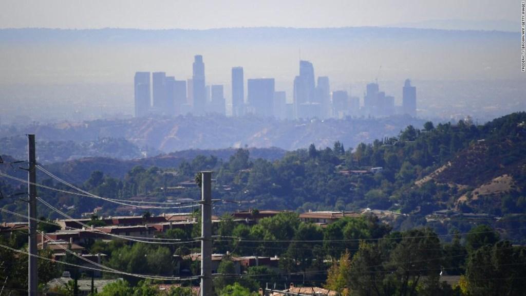 La calidad del aire en los EE. UU. Es dramáticamente peor que en años anteriores, dice el nuevo informe 'Estado del aire'