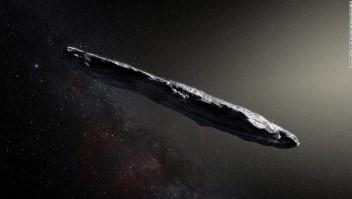 Los astrónomos encuentran asteroides 'extraterrestres' que viven en nuestro sistema solar
