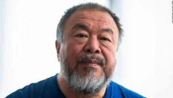 """El artista disidente Ai Weiwei dice que el virus solo ha fortalecido el """"estado policial"""" de China"""