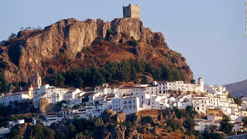 Zahara de la Sierra se separó del mundo y del coronavirus España