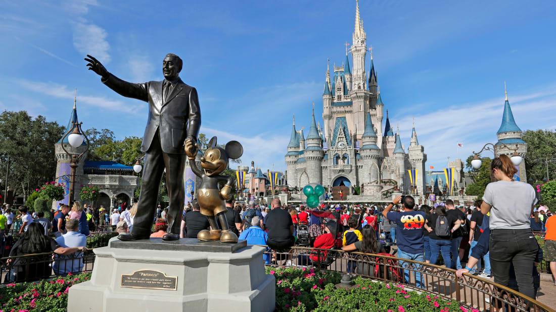 Disney World Y Disneyland Cómo Será Su Reapertura Cuándo Se Abrirán Los Parques Cnn