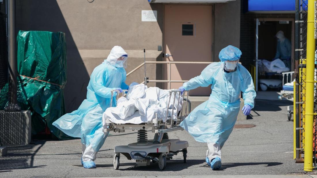 Coronavirus noticias 14 de agosto: Los CDC pronostican casi 189.000 muertes en EE.UU. para principios de septiembre