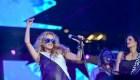 ¿Qué le paso a Paulina Rubio en Instagram Live?