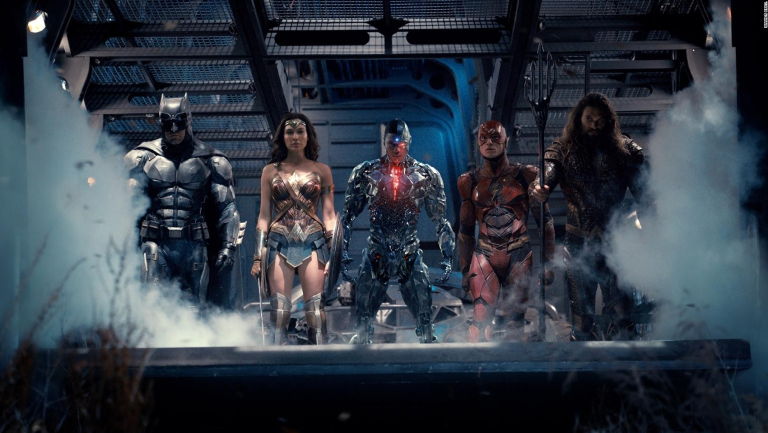 "HBO Max lanzará el ""Snyder Cut"" de ""Justice League"""