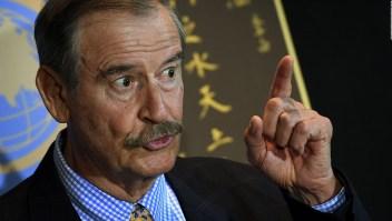Vicente Fox cuenta cómo enfrenta la cuarentena